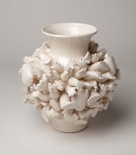 Vase en céramique - Ensemble 2