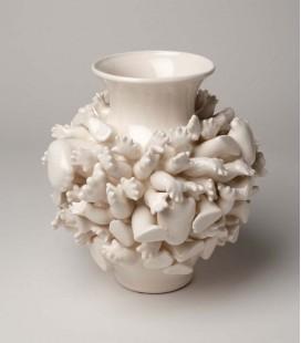 Jarrón de cerámica Together2
