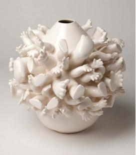 Vase en céramique - Ensemble