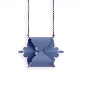 Collier bleu Catalina
