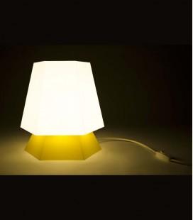 Lampe de table Nona - pied de couleur