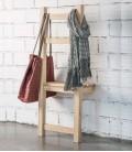 Galán de noche diseño en madera - Silan