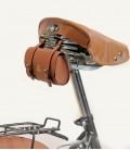 Bolsa de herramientas para sillín de bicicleta con magnífico look vintage