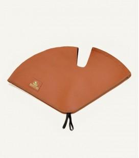 Elegante guardafaldas de estilo vintage para rodar con toda seguridad