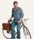 Poignées de vélo en liège naturel à l'allure délicieusement vintage