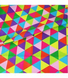 Toalla de microfibra de diseño original y colorido - geométrico 8