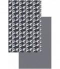Serviette en microfibre au design original et coloré - volume 2