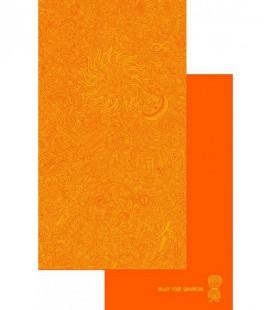 Toalla de microfibra de diseño original y colorido - cosmos 2