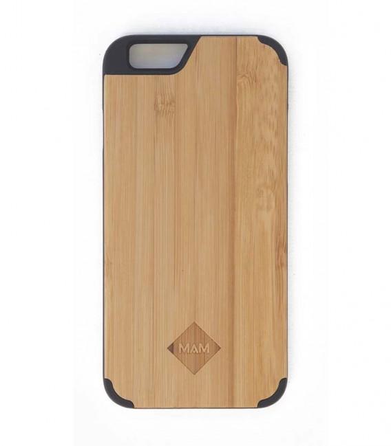 Coque originale en bois pour iPhone 6 - Design uni