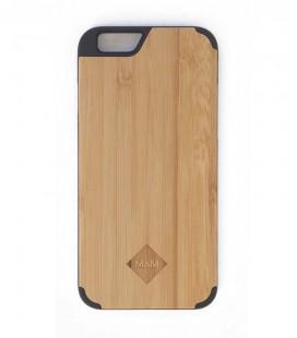 Carcasa original de madera para iPhone 6 - Diseño liso