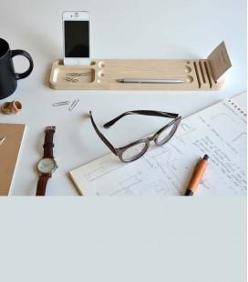 Organizador de escritorio de diseño