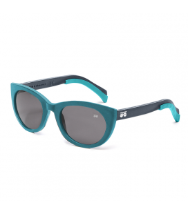 Gafas de sol - Seda turquesa 02