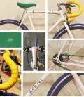 Bicicleta urbana fixie colorida- Soho