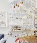 Rideau, séparateur d'ambiance, décoration murale - Joyn Original