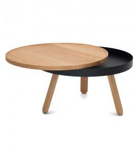 Woodendot coolfidential - Table basse trois pieds ...