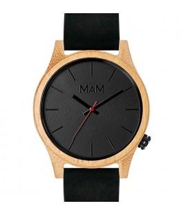 Reloj de madera de pulsera - Colección para hombre QUAIL