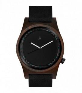 Reloj de madera de diseño - Colección para mujer LITTLE OWL NUBUCK