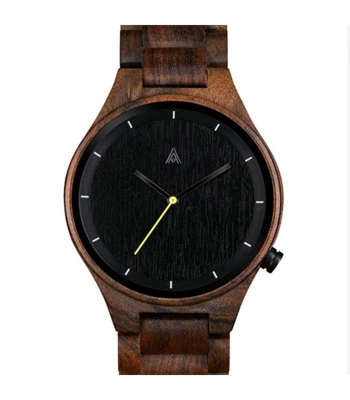 Reloj de madera de dise o colecci n unisex the owl - Relojes de diseno ...