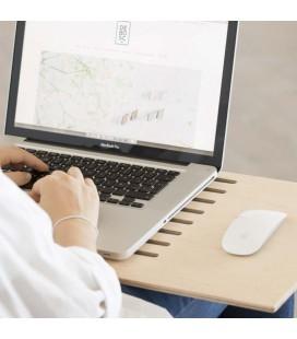Support en bois pour ordinateur portable - Delaptop