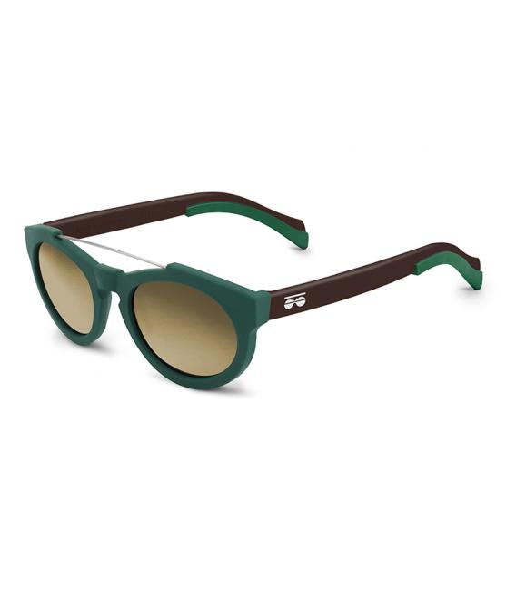 Gafas de sol - Cage verde 04