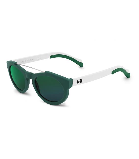 Gafas de sol - Cage verde 09