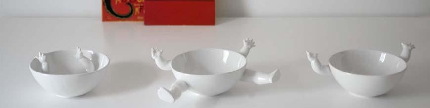Vajillas modernas vajillas y decoracin vajillas rsticas for Vajillas modernas online