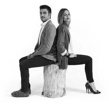 Créateur : Daniel García y María Vargas - Woodendot